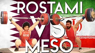 Gambar cover Incredible Backroom Mind-Games | Rostami vs Meso | Qatar Cup '19