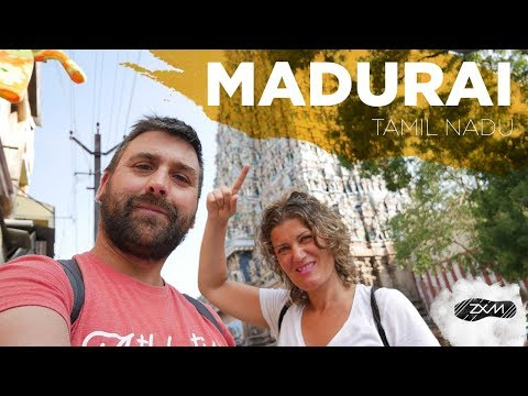 MADURAI - que ver en Madurai - Tamil Nadu - India - ZXM