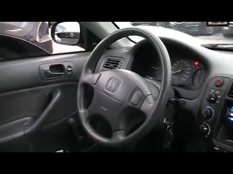 1999 Honda Civic DX Startup Engine & In Depth Tour