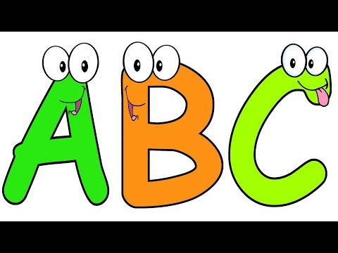 ♫ French Alphabet Song ♫ La Chanson de l'Alphabet ♫ ABC in French ♫ ABC Lied auf Französisch ♫