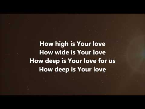 All Consuming Fire - Jesus Culture w/ Lyrics