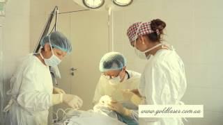 Лазерная блефаропластика в клинике Gold Laser