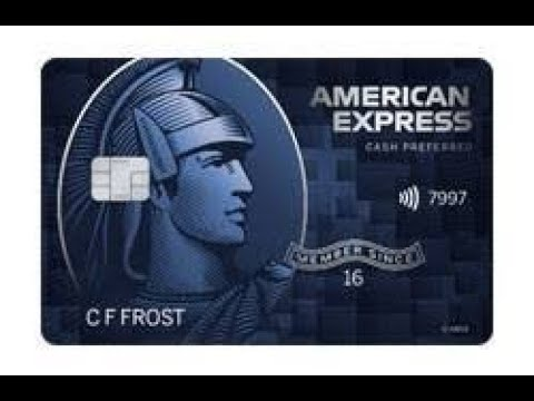 American Express Blue Cash Preferred Credit Card Review