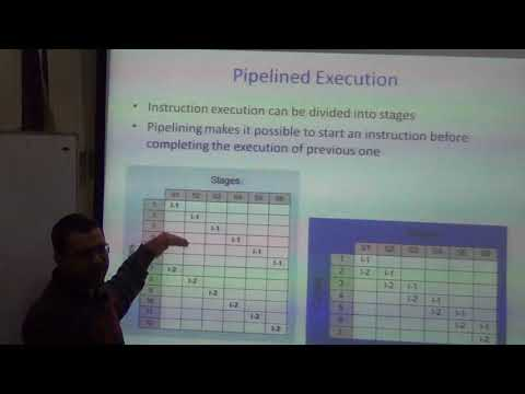 Intel Pipelined Execution, Intel Assembly and Assembler, Microprocessor based Systems Lec 24/28