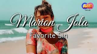 Marion Jola - Favorite Sin ft Tuan Tigabelas Lirik