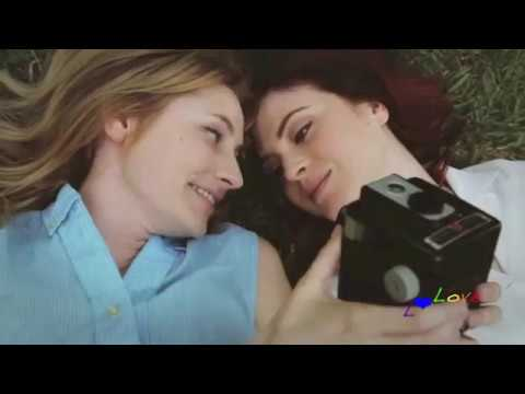 Lesbian Couple - Louise and Rose in &39;Snapshots&39;