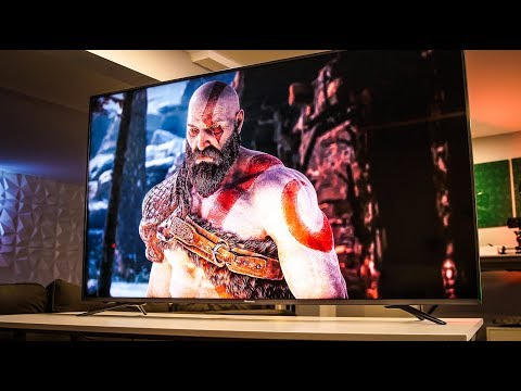 The Best 65 Inch 4k HDR TV For Under $1,000!