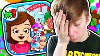 MY TOWN : ICEE™ AMUSEMENT PARK (iPad Gameplay Video)