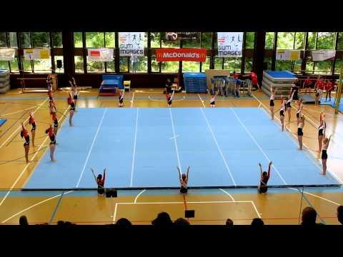 Amis-gym - Agrès-Mixtes - Sol - Championnats vaudois 2015