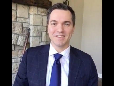 Libertarian Party Presidential Candidate Austin Petersen