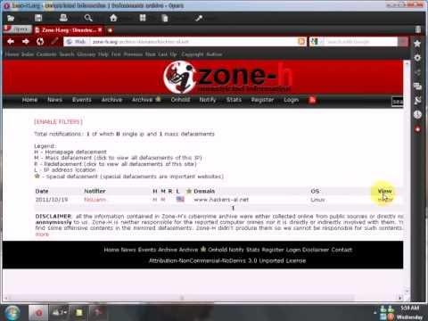 Hackers-AL.Net ( CMD-Albania ) - Exposed!
