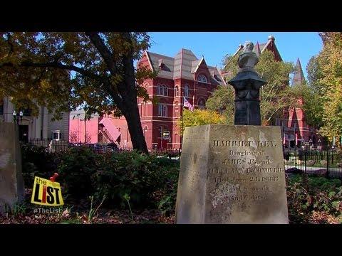 Cincinnati's haunted music hall