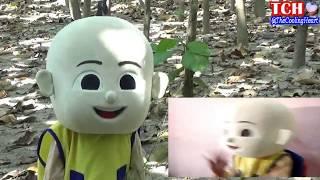 Badut Upin & Ipin Video Klip YA MAULANA DI HUTAN JATI SEKAR KEDATON
