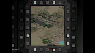 F-22 Total Air War : Airfield GBU attack :