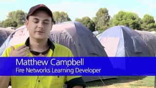 DSE Basecamp sets up in Bendigo