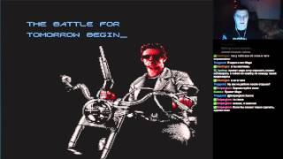 [RU] Terminator - моя самая первая игра!