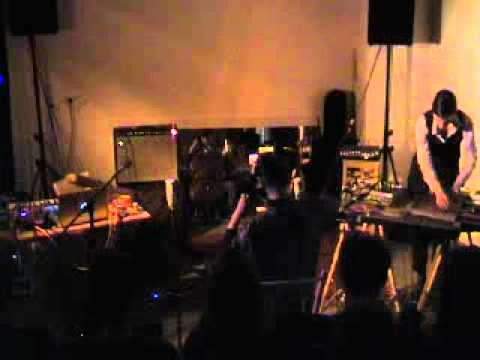 Andrea Parkins Andrea Neumann Okkyung Lee live at Quiet Cue
