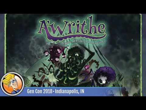 A'Writhe: A Game of Eldritch Contortions — game …