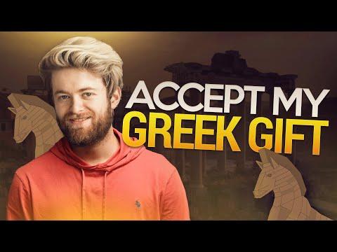 OFFERING MY GREEK GIFT ( ͡° ͜ʖ ͡°) | GM Aman Hambleton