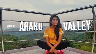 MY FIRST VLOG | ARAKKU VALLEY | PREITY NEEREEKSHAN