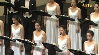 "No.25 ""And with his stripes"" ANSAN CITY CHOIR 안산시립 메시야25번 그가 채찍에"
