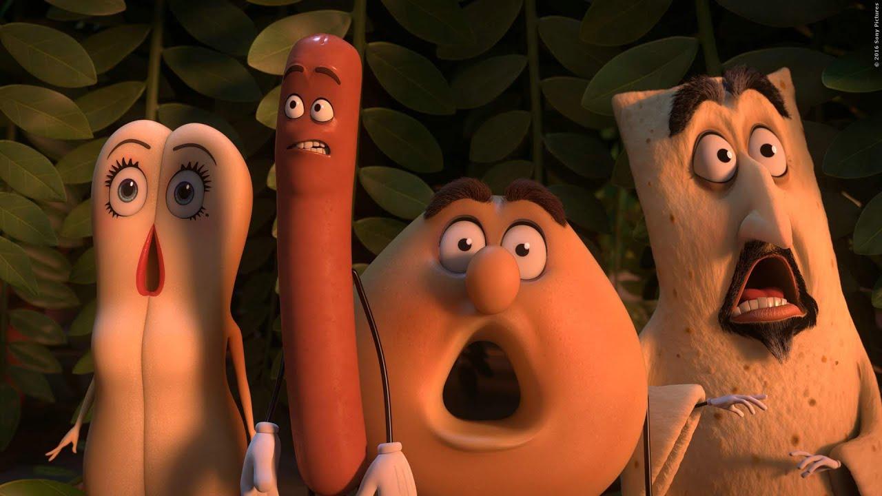 Sausage Party German