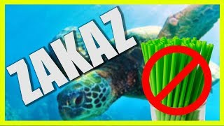 Czy pijąc bez słomki uratujesz żółwia?