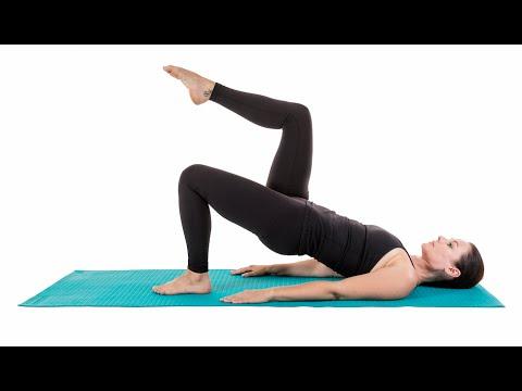 Body Toning Pilates Class