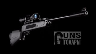 Snow Peak SPA LB600 - распаковка пневматической винтовки