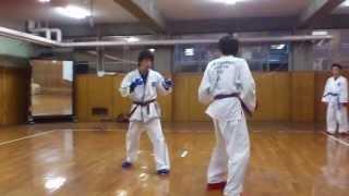 【スパーリング19】(2013.6.10) テコンドー[taekwondo]