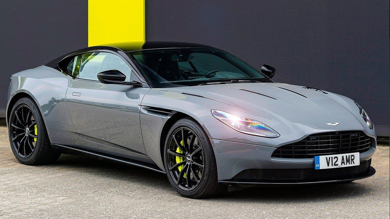 2018 Aston Martin Db11 Amr China Grey Exterior Interior Drive Youtube