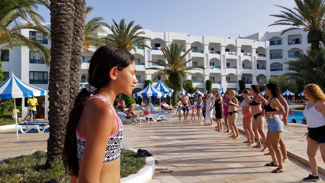 Тунис в августе фото
