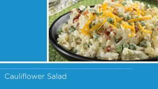 Delightful Deli Salads: 27 Healthy Pasta Salad Recipes, Chicken Salad Recipes, & More!