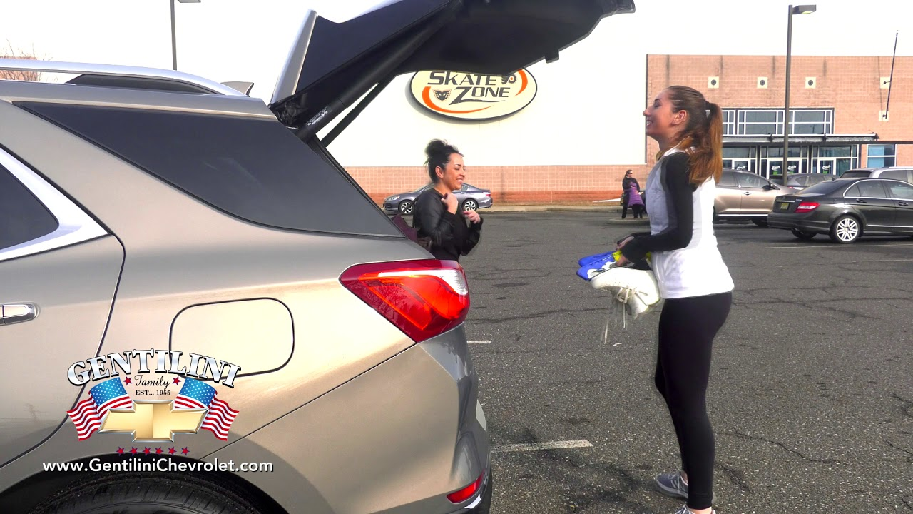 Gentilini Chevy Supports Community Local Figure Skaters South - Gentilini ford car show 2018