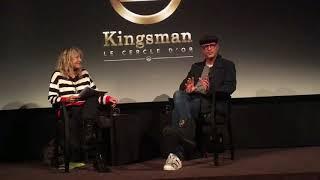 Kingsman: The Golden Circle - Matthew Vaughn About An Extended Cut