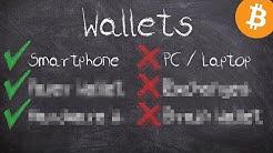 Krypto Wallets im Vergleich - Welches ist Das Beste für DICH?