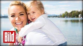 Brustkrebs-Diagnose mit 26 - Janine stillte ihre Tochter nur mit einer Brust