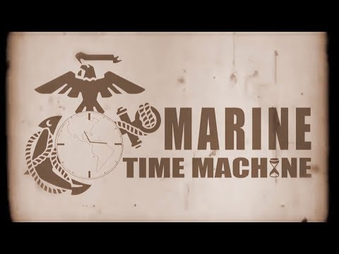 Marine Time Machine | Color Sergeant of the Marine Corps