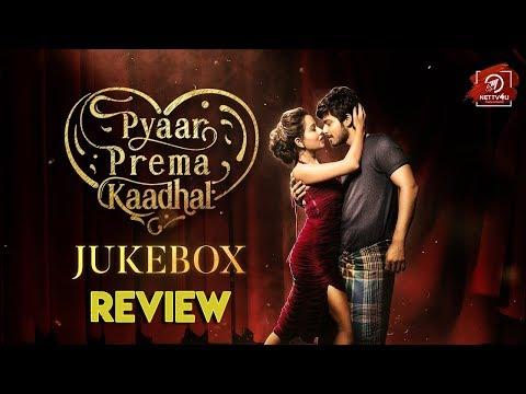 Pyaar Prema Kaadhal - Jukebox Review | Harish Kalyan, Raiza Wilson | Yuvan Shankar Raja | U1 Records