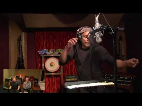 Bernard Fowler - Session at Studio City Sound - Nov 29, 2013