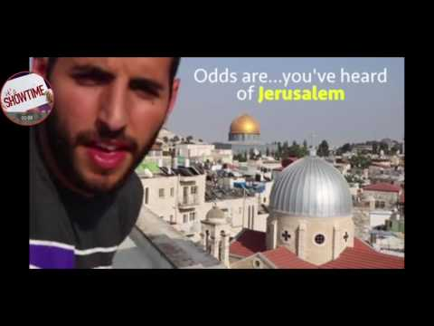 Nas Daily - Day 470: This in Jerusalem?