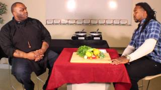 Melvin Payne 1on 1 interview with Personal Chef CLEVELAND SHEARLS