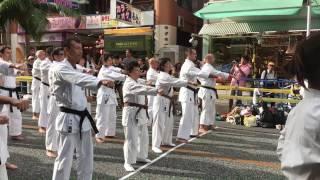 Karate day - Record mondial - Guinness world record Okinawa 2016