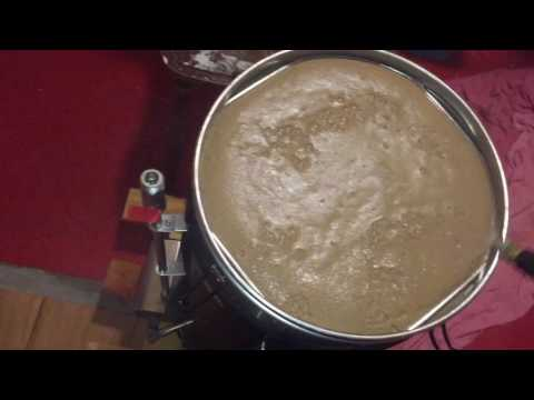 Belgian pale ale Grainfather brew with tips and tricks
