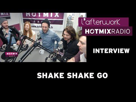 Shake Shake Go en interview sur Hotmixradio