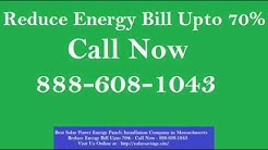 Best Solar Power (Energy Panels) Installation Company in Lenox Massachusetts MA