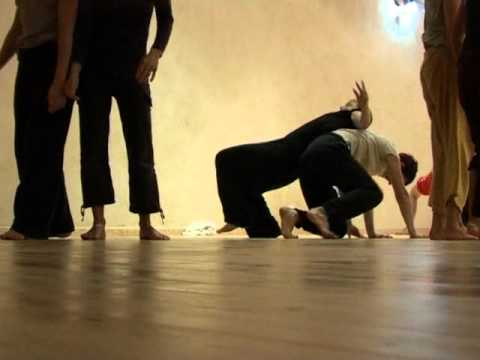 Contact Improvisation with Karl Frost