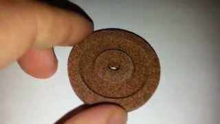 Точильный камень 642 D.45 для слайсера RGV