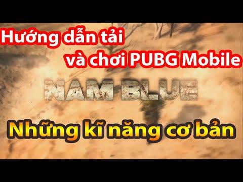 Hướng dẫn cách tải và chơi PUBG Mobile trên PC Mượt nhất  ✔