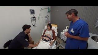 Vive la experiencia vr 360º de dar a luz en el Hospital Universitario La Moraleja de Madrid.